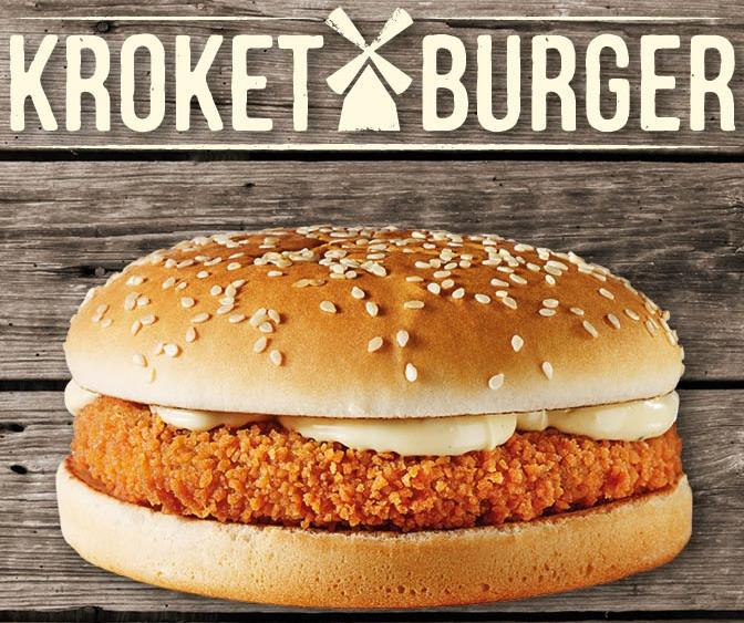 Kroketburger