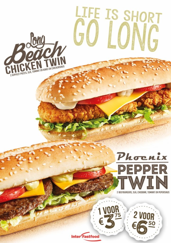 Pepper Twin en Chicken Twin